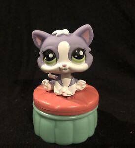 Littlest Pet Shop Shorthair Baby Kitten Cat #2033 LPS