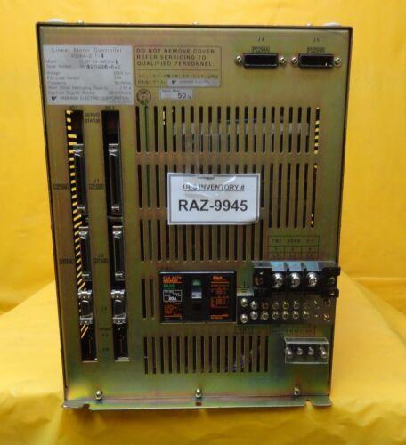 Yaskawa 4s064-211-4 Linear Motor Controller Clsr-64-n2cc-1 Nikon Nsr-s204b Used