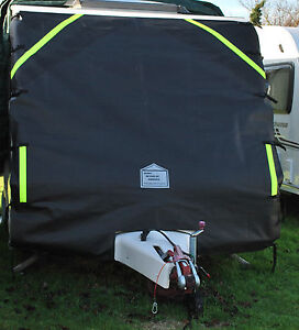 Touring Caravan Towing Protective Front Cover