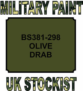 Military Olive Drab Paint Code