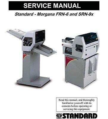 Standard Morgana Frn-6 Srn-9x Service Manualpdf File 057