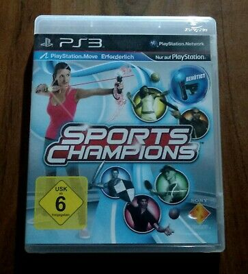 Sports Champions - PS3 Spiel - Playstation 3 (Sports Champions Spiele)