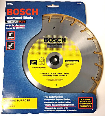 Premium Plus Diamond Blade - Bosch DB961 9