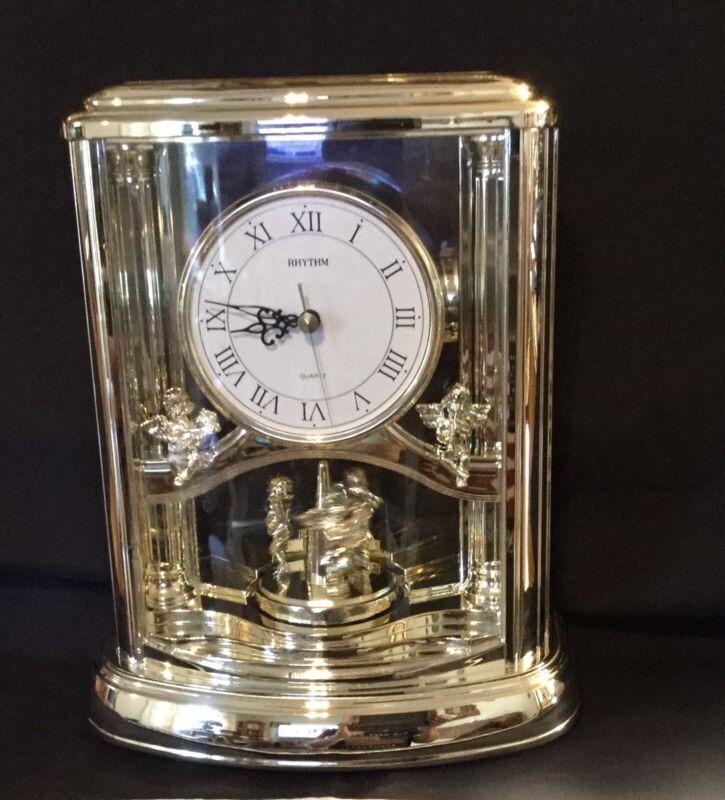 Quartz Musical Anniversary Clock
