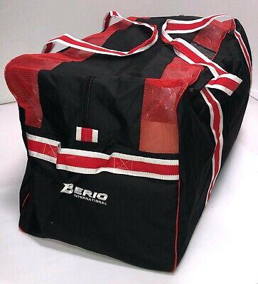"""New heavy duty Sr ice hockey player gear bag senior 38"""" inch"""