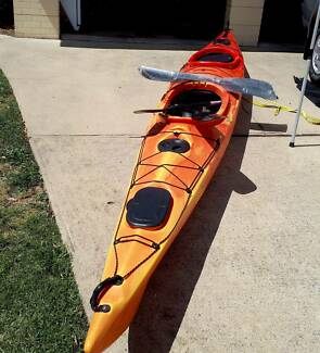 Double Sea Kayak - Near New Condition