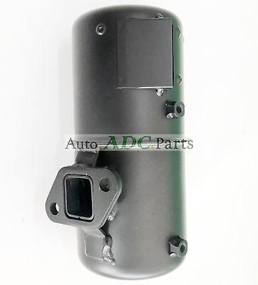 Muffler Silencer Exhaust Pipe For Yamaha Eda5000e Eda5000te Diesel Generator