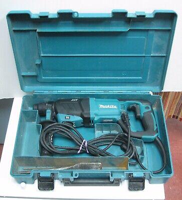 Lk Makita Hr2641 Corded 1 Avt Rotary Hammer Drill W Bits Case