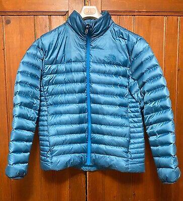 The North Face Men's Flint 550 Down Jacket size L  Egyptian Blue