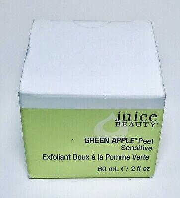 Juice Beauty Green Apple Peel Sensitive Exfoliant, 2 oz 4117 Green Apple Peel