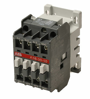 ABB Schütz Typ A16-30-10, 220-230V 50Hz, Nr. 4036.7001