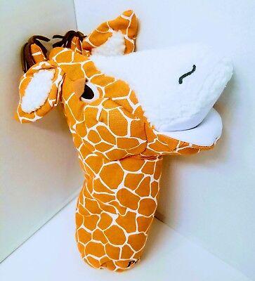 New In Package PetLane Giraffe Hand Puppet with Squeaker Noise - Free - Giraffe Puppet