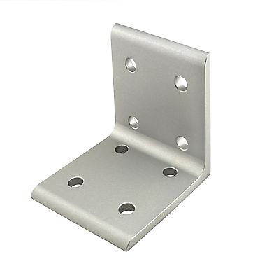 8020 Inc T-slot Aluminum 8 Hole Inside Corner Bracket 40 Series 40-4304 N