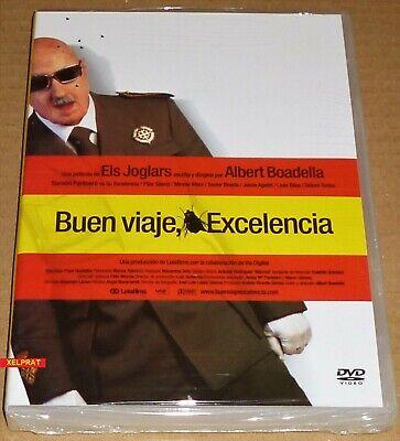 BUEN VIAJE EXCELENCIA *DVD R2 Español_Subt.: English -Precintada Albert Boadella