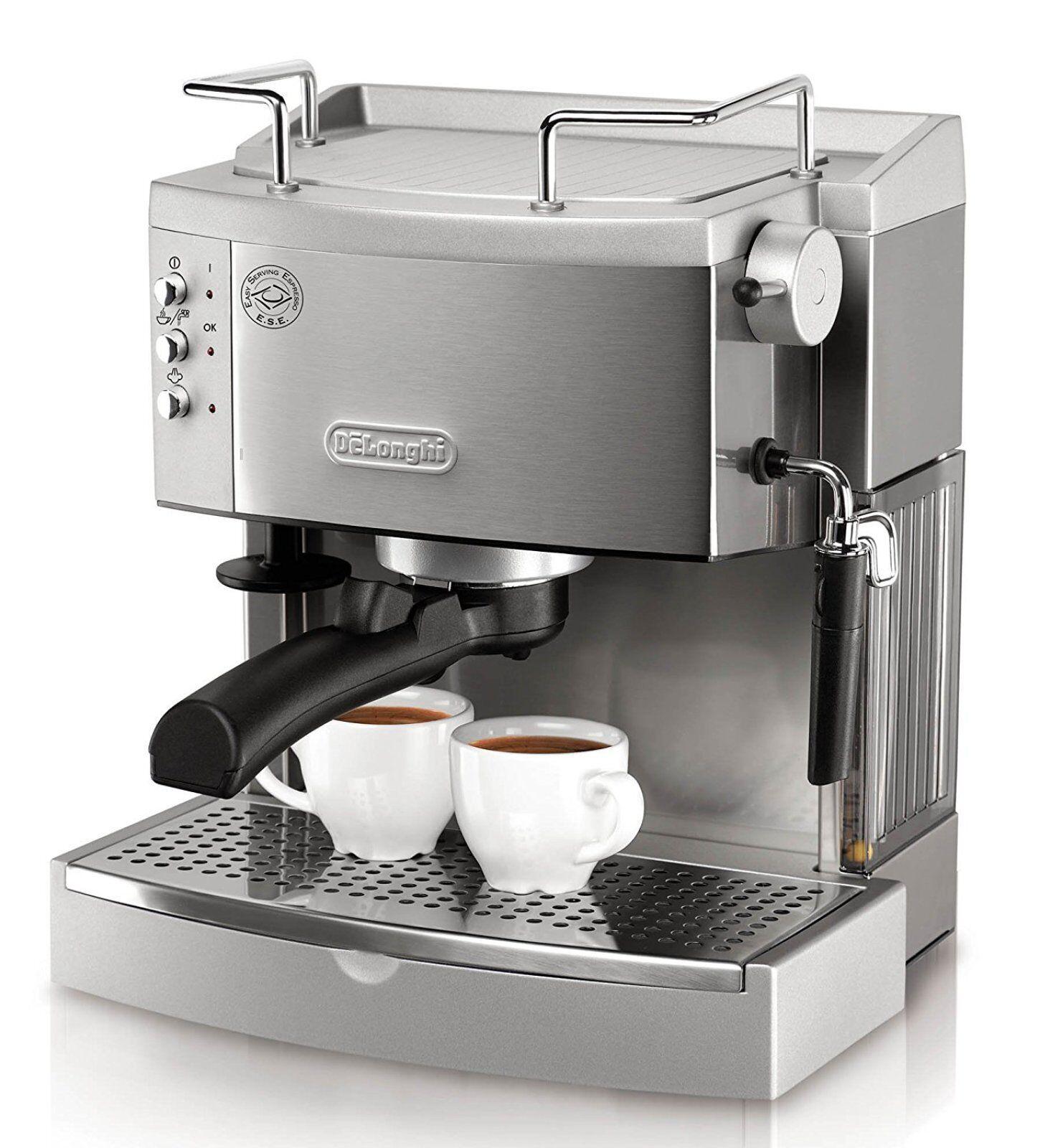Espresso Coffee Maker Machine Cappuccino Latte Automatic Dri