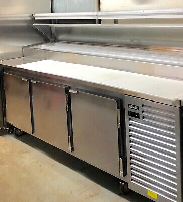 Kairak Refrigeration Prep Table Kbp-91s