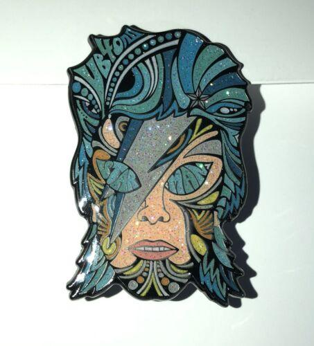 David Bowie Starman (Blue) LE250 Pin By Danny Steinman