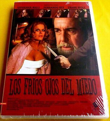 LOS FRIOS OJOS DEL MIEDO / COLD EYES OF FEAR -DVD R2-...