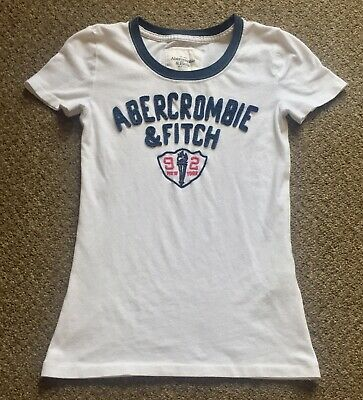 ABERCROMBIE & FITCH T-SHIRT XS