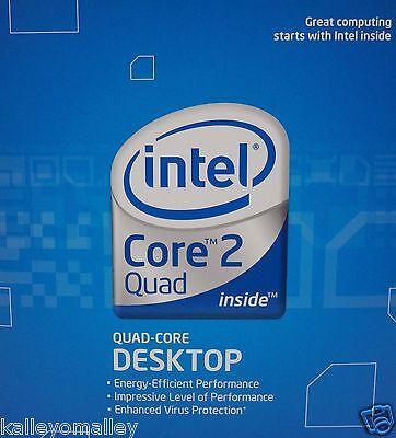 Intel Bx80562q6700 Slacq Core 2 Quad 8m Cache 2.66 Ghz 1066 Mhz Retail Box