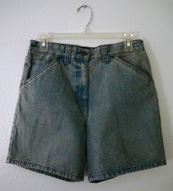 BASIC EDITION SHORTS~Blue Denim~Flat Front~Sizes Vary~NWT~FREE SHIP
