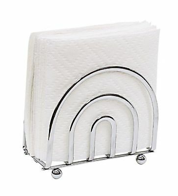 Home Basics Chrome Collection Napkin Holder