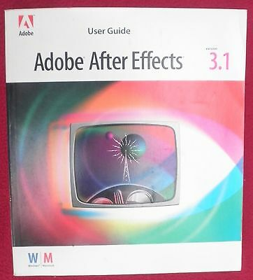 Руководство Abode After Effects Version 3.1