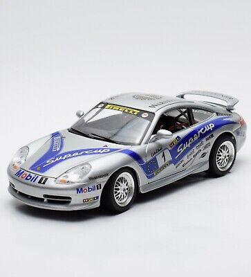 Bburago Porsche 911 GT3 Cup Racing Warsteiner #1 , OVP, 1:18, K014 ()