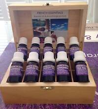 Aromatherapy Starter Box kit - FRENCH ESSENTIALS Waterford South Perth Area Preview