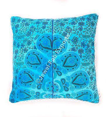 Подушка Soft Cotton Decorative Blue Floral
