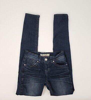 ITZ ME Black Label Vintage Collection Womens Skinny Jeans Sz 3 Waist 27