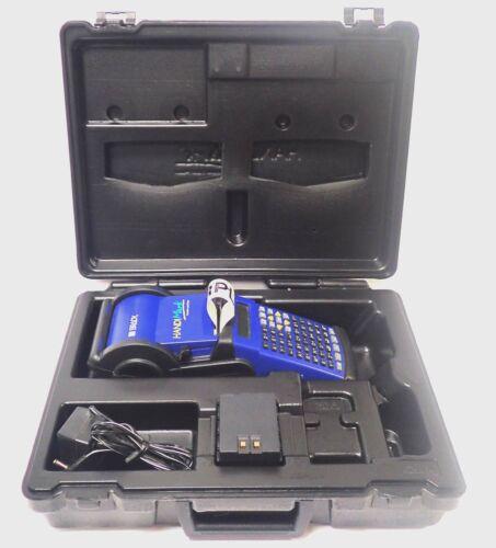 BRADY TLS2200 HANDIMARK PORTABLE LABEL MAKER VERSION 3.0 WITH CASE TESTED