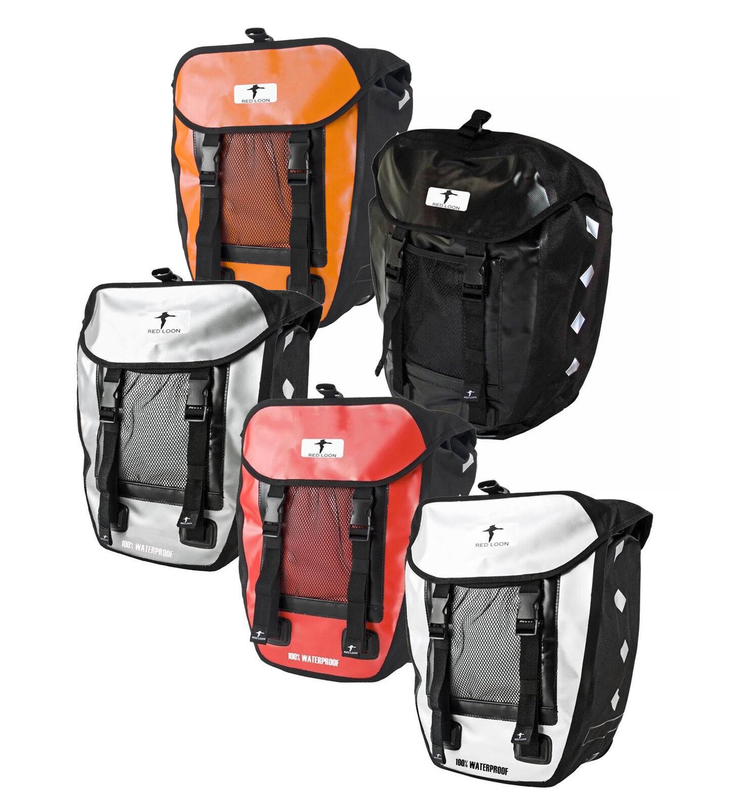Gepäckträgertasche Fahrrad Tasche Packtasche wasserdicht Fahrradtasche Bag 01