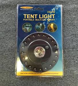 Clearance! 3 Modes Ultra Bright 23 LED Tent Light Lamp Smithfield Parramatta Area Preview