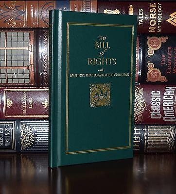 The Bill Of Rights By J  Madison Constitution Deluxe Hardback Pocket Edition