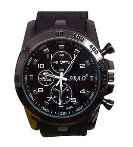"""Men's Stainless Steel Sports Watch """"BRAND NEW"""""""