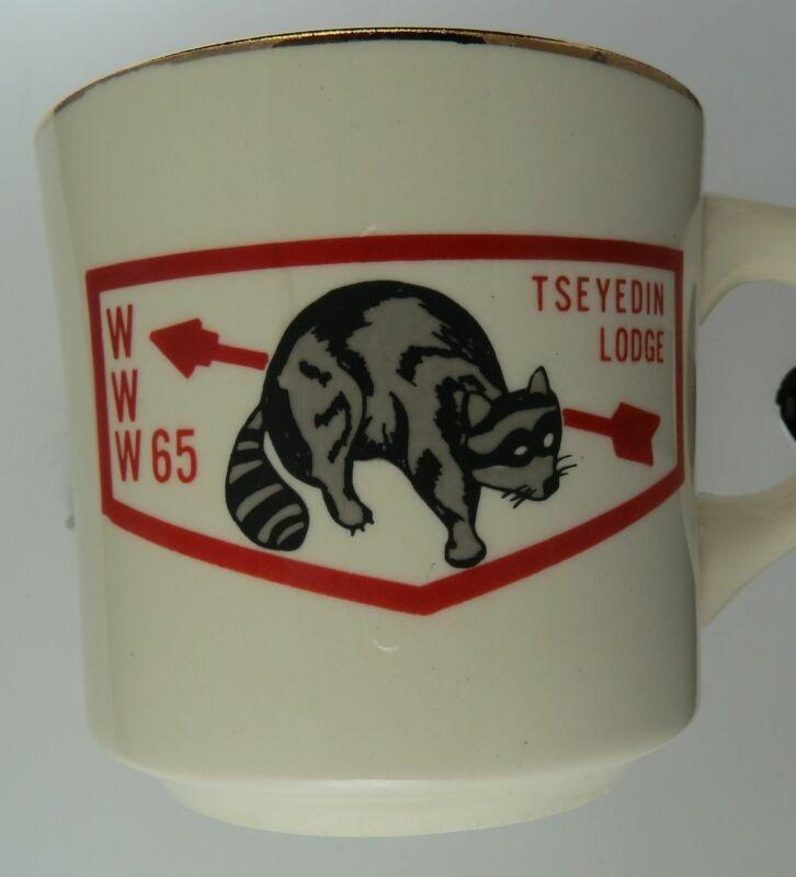 Lodge 65 Tseyedin WWW Mug [MUG-572]