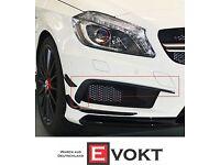 New * Original Mercedes AMG Turbo Lettering Sticker Emblem Set