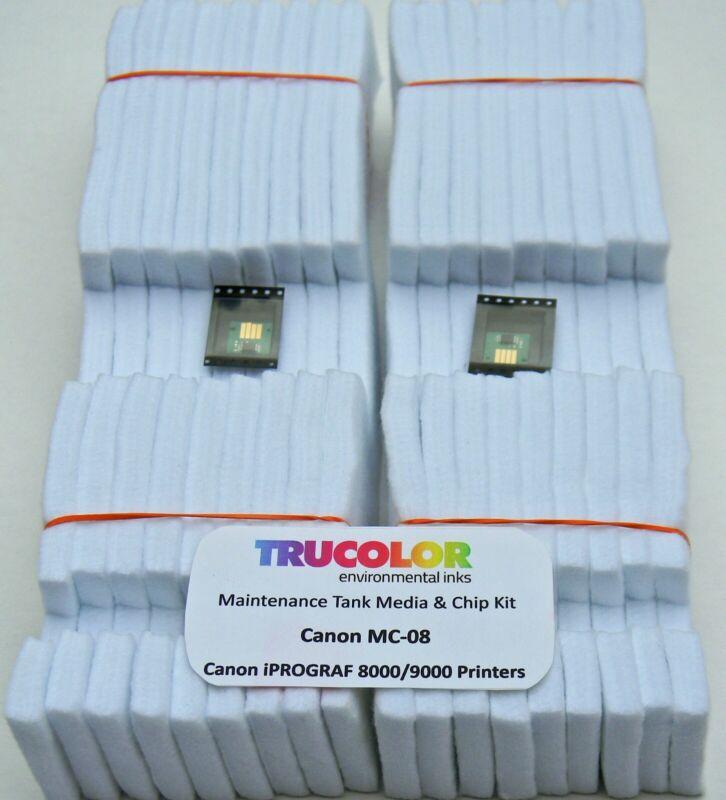 Canon MC-08 Maintenance Cartridge (2 sets) for iPF8000/9000 series