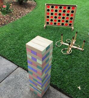 Garden Party Wedding Lawn Games for Hire