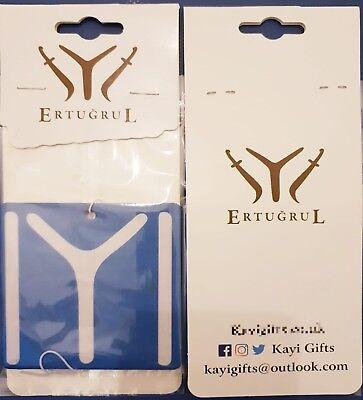 ERTUGRUL KAYI FLAG  - CAR AIR FRESHNERS (PACK OF