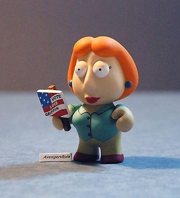 Family Guy KidRobot Mini Figures Lois Griffin 2/16 Rarity