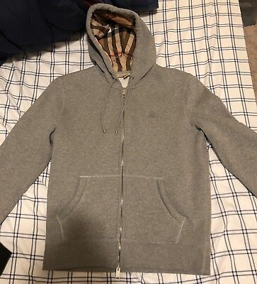 Burberry Hoody - Burberry Men Hoodie Size Small