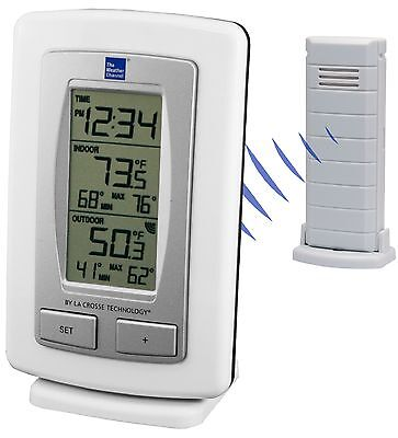 Ws 9245Twc It La Crosse Technology Twc Wireless Weather Station With Tx40u It