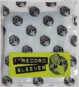 Vinyl-Guru-Pack-of-50-x-7-inch-Record-Single-400-Gauge-Polythene-Sleeves-Covers