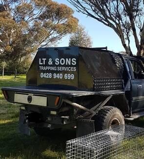 LT and Sons Trapping Services
