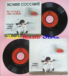 Lp 45 7 39 39 richard cocciante riccardo le coup de soleil magali 1979 cd mc dvd ebay - Richard cocciante album coup de soleil ...