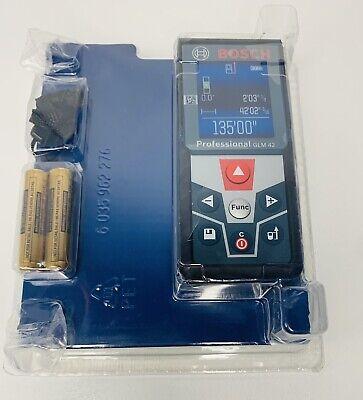 Bosch Glm 42 Blaze 135 Laser Distance Measurer