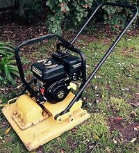 COMPACTOR PLATE HIRE - FREE DELIVERY - Adelaide CBD Adelaide City Preview
