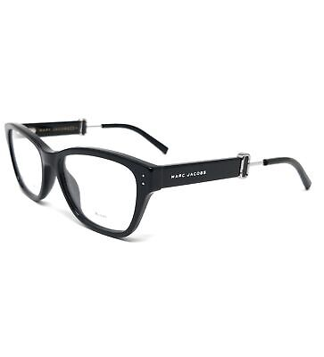 MARC JACOBS Eyeglasses MARC 134 807 Black Women's 51x16x140
